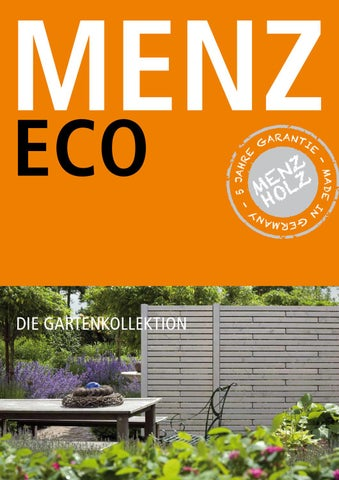 Menz Katalog ECO 2013 by ZT Medien AG - issuu