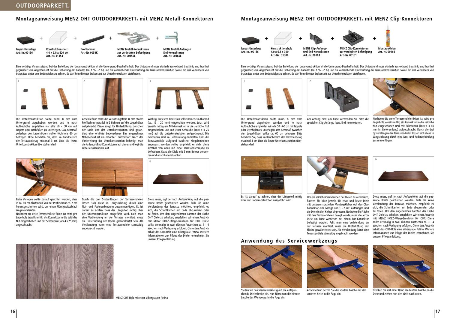 Menz Holz Katalog Premium 2013 by ZT Medien AG - issuu