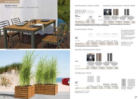menz holz katalog premium 2013 by zt medien ag (page 25) - issuu, Garten ideen gestaltung