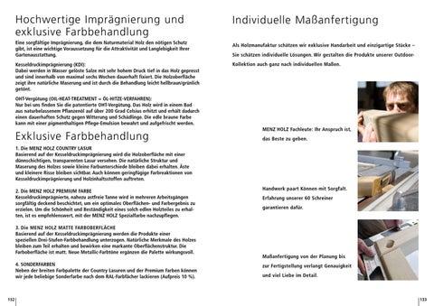 menz holz katalog premium 2013 by zt medien ag - issuu - Menz Holz Katalog