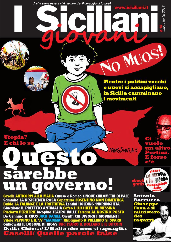 I Siciliani - marzo 2013 by I Siciliani - issuu b86a54234a7a