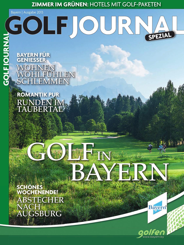 golf in bayern 2013 by achim matschiner issuu. Black Bedroom Furniture Sets. Home Design Ideas