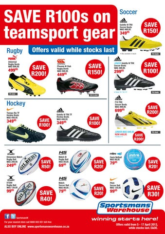 April Specialas 2013 by Sportsmans Warehouse - issuu