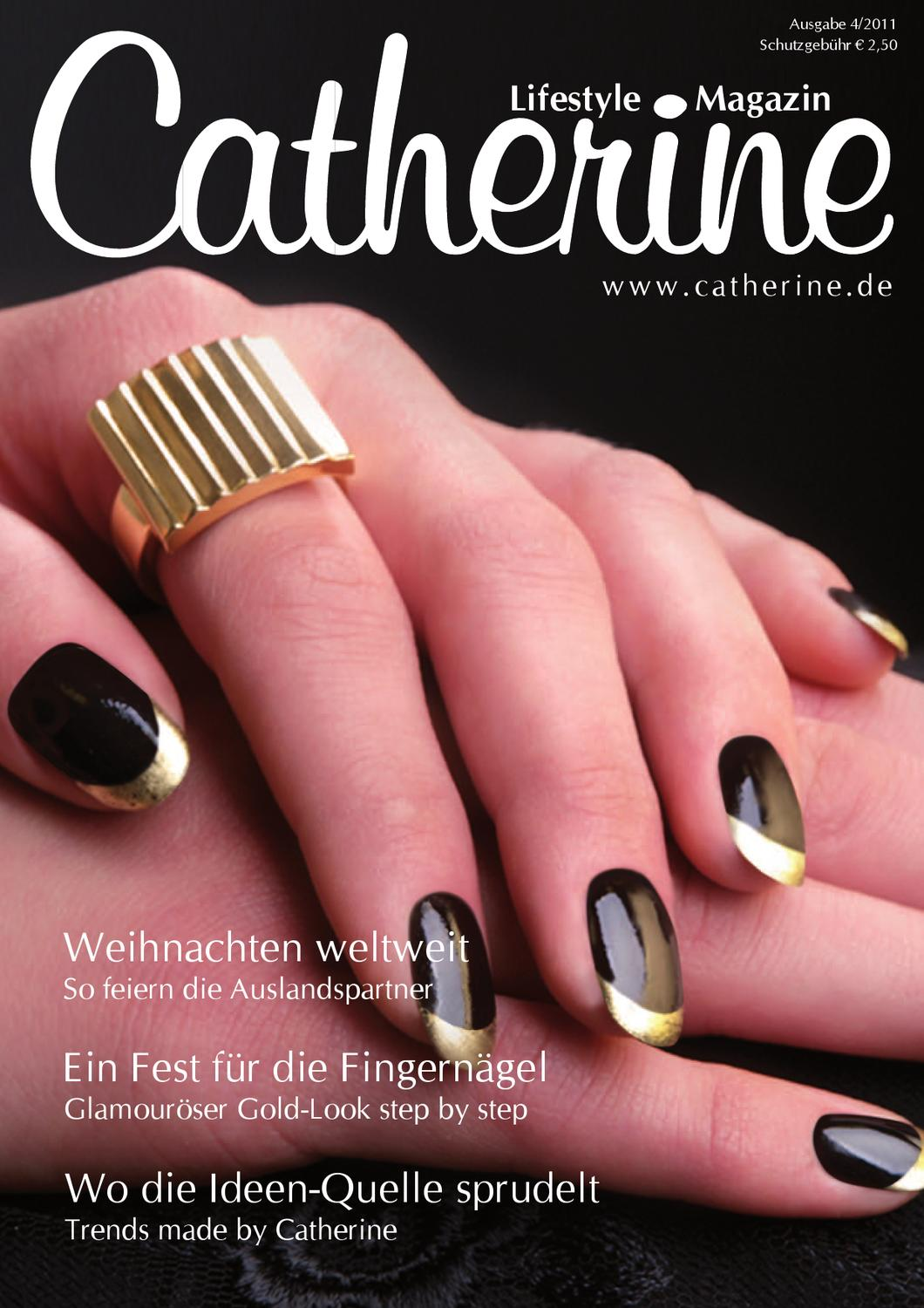 Ausgabe 04/2011 Catherine Nail Collection by Catherine Nail ...