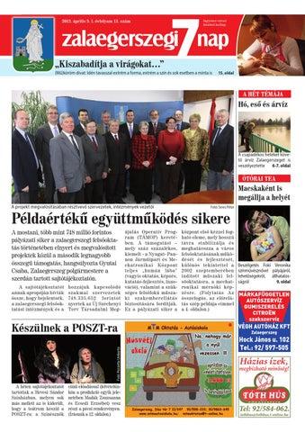 c15db41094 2013.04.05 Zalaegerszegi 7 nap by Zoltán Molnár - issuu