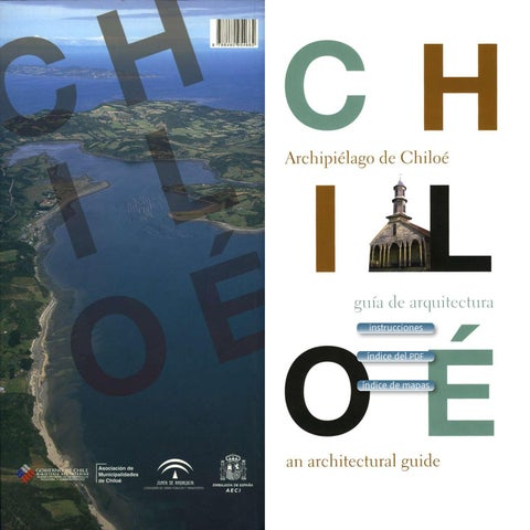 b9f3a38e3d8af Guía de Arquitectura Chiloé by Ciudad Viva - issuu