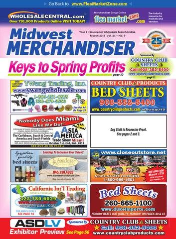 brand new 00728 eb906 Midwest Merchandiser 03-13