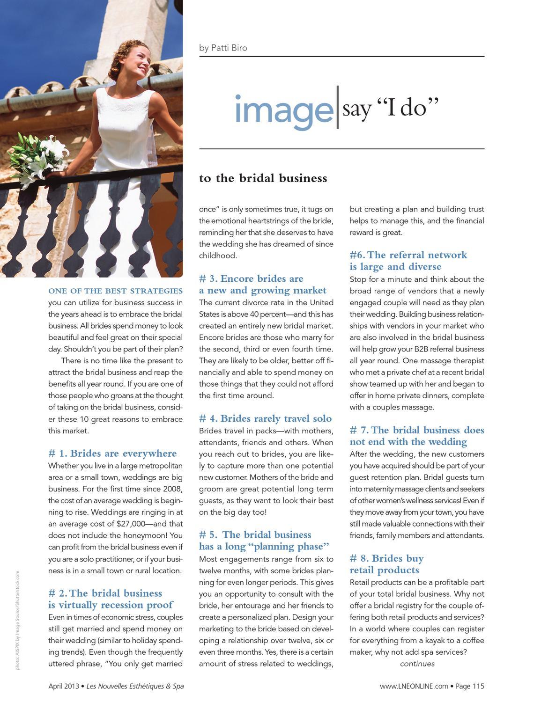 LNE & Spa - April 2013 by LNE Magazine - issuu