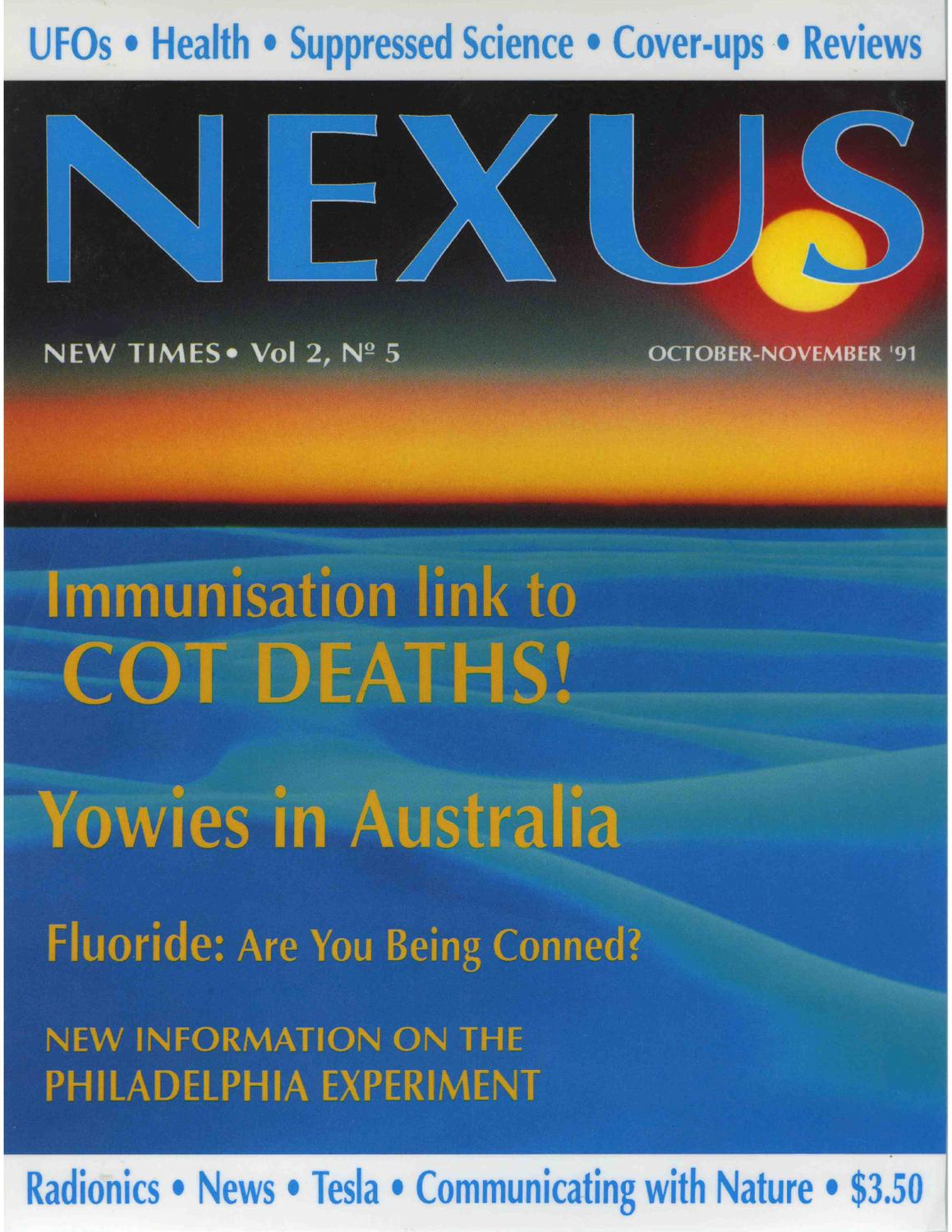 Nexus - 0205 - New Times Magazine by Andre Costale - issuu