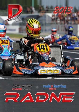 Radne Karting Katalog 2013 by Stefan Radne - issuu 74982d082ae85