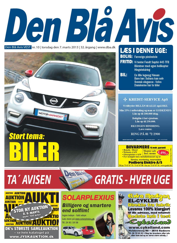 Den Blå Avis VEST 10-2013 by Grafik DBA - issuu