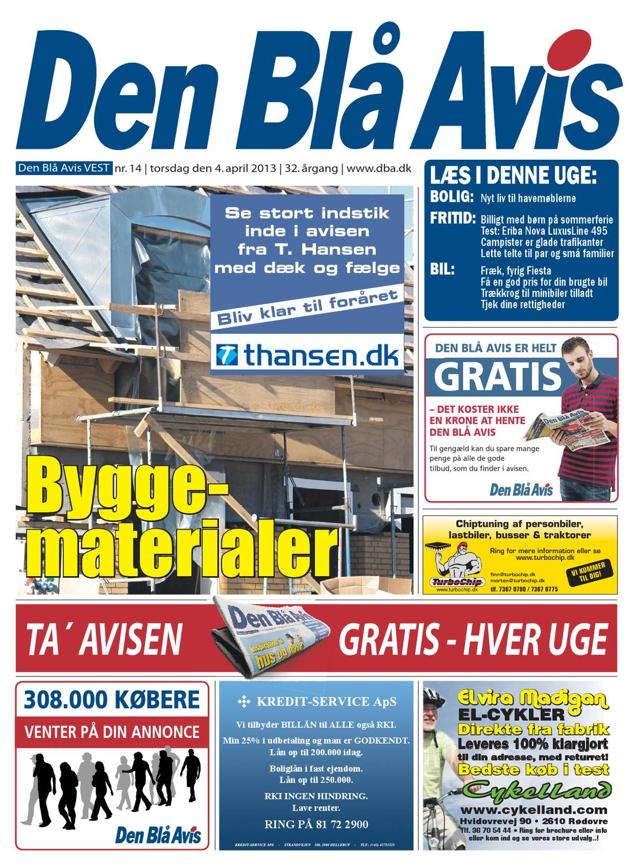 b81a3b04f65 Den Blå Avis VEST 14-2013 by Grafik DBA - issuu