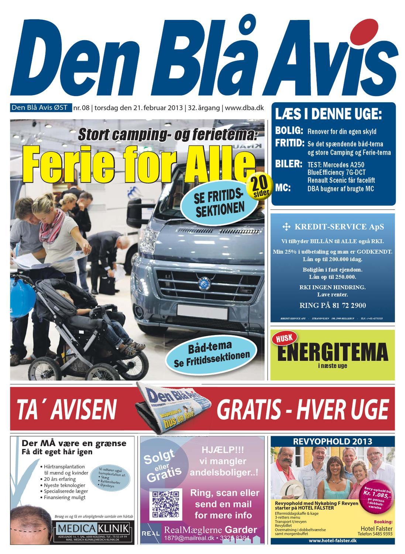 54e004e6144 Den Blå Avis ØST 08-2013 by Grafik DBA - issuu
