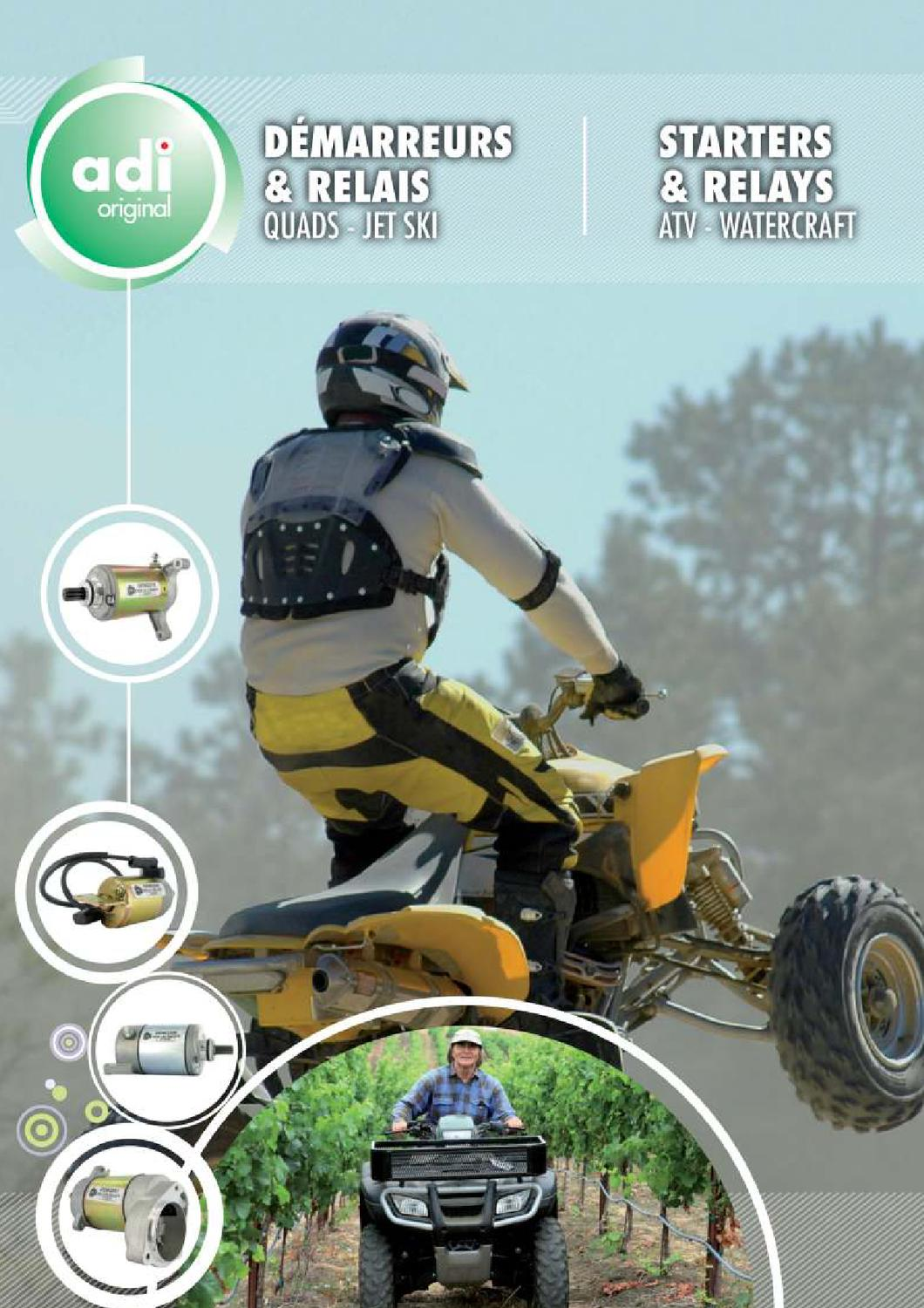 ATV and MOTOCULTURE by publication headerpop - issuu