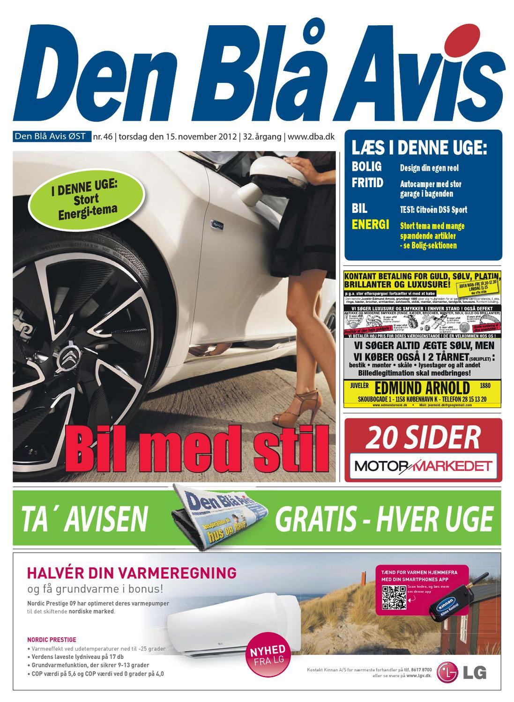 9cc939ff Den Blå Avis ØST 46-2012 by Grafik DBA - issuu
