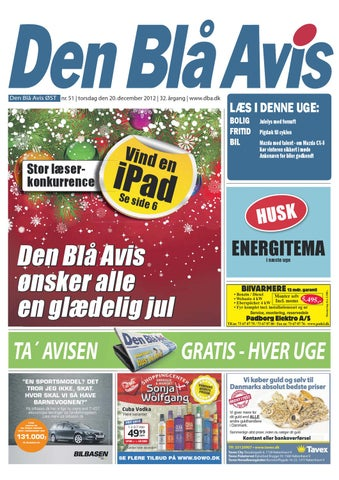 0b125575939f Den Blå Avis ØST 51-2012 by Grafik DBA - issuu