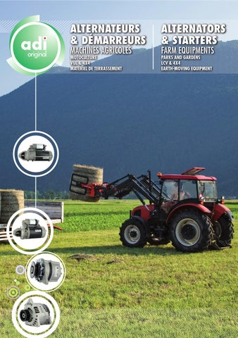 Catalogue agricole by HEADERPOP - issuu