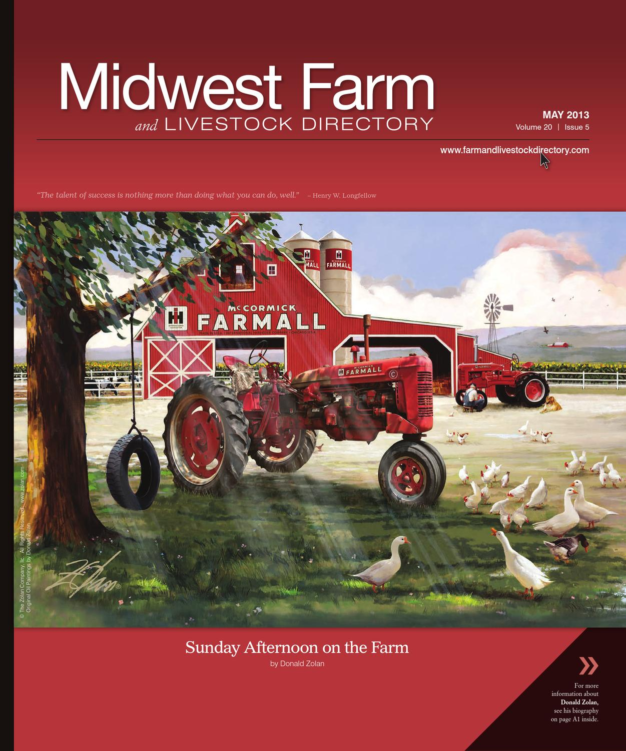 Midwest Farm And Livestock Directory | May 2013 by Five Star