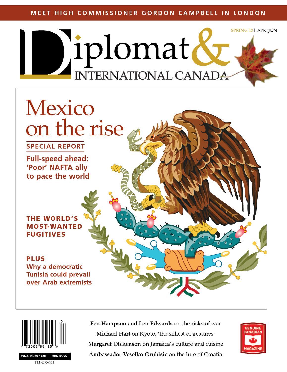 Diplomat Magazine Spring 2013 By Diplomatonline Com Diplomatonline  # Muebles Nova Luxe Zacatecas