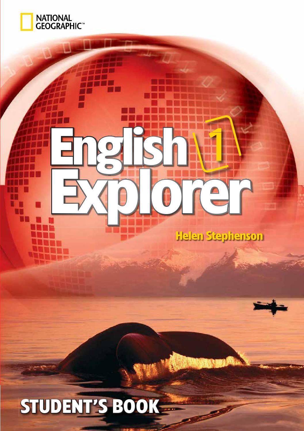 English Explorer 1 Student Book by Cengage Brasil Issuu