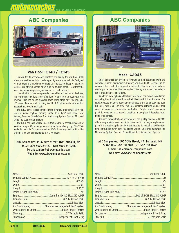 0113 Busline Magazine by Busline Magazine - issuu