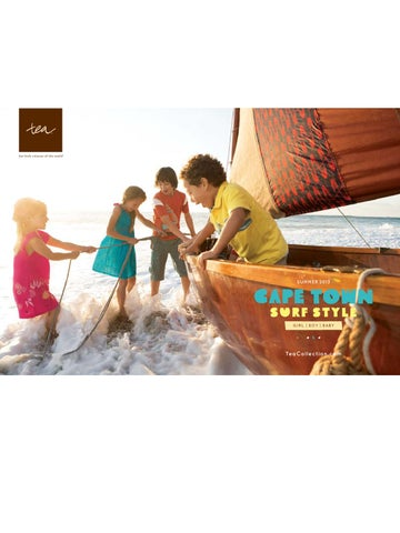 tea collection cape town surf style summer 2013 by tea