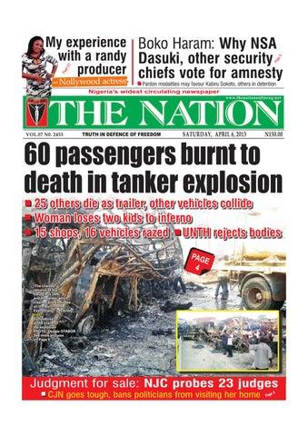 death lay in ambush by okigbo