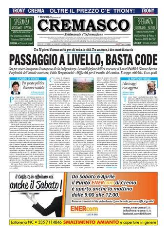 il Cremasco del 6 aprile 2013 by promedia promedia - issuu 2d1935ada72c