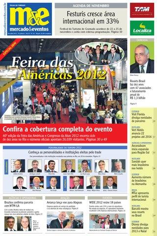 e3886b94f Mercado & Eventos Edição 211 by Mercado & Eventos - issuu