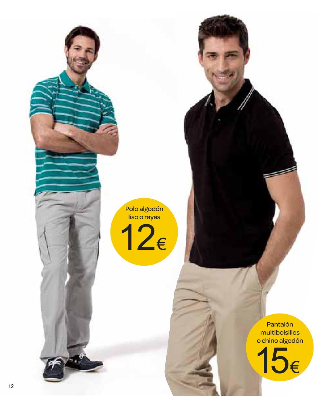 Catalogo Carrefour Basicos Textil Ropa Tex Primavera Verano By Milyuncatalogos Com Issuu