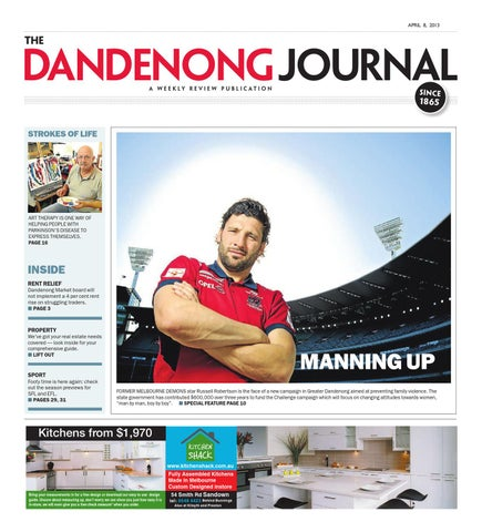 47ad207b06e8 The Dandenong Journal by The Weekly Review - issuu