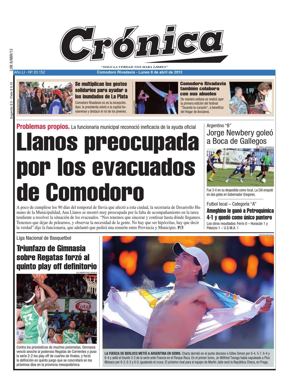 D5454b1d6cc738e5ce972137fa0ee188 By Diario Cronica Issuu
