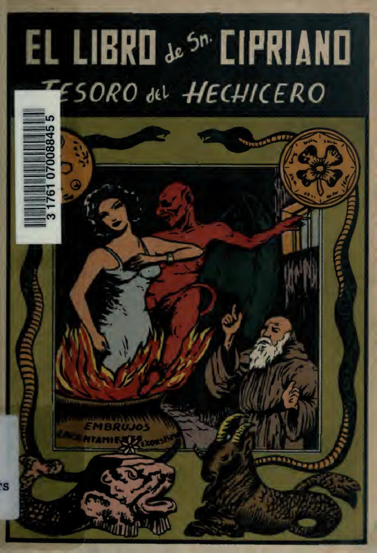 el verdadero libro de san cipriano by casa grimorio issuu