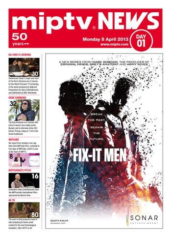 MIPTV 2013 NEWS 1 by MIPMarkets - issuu