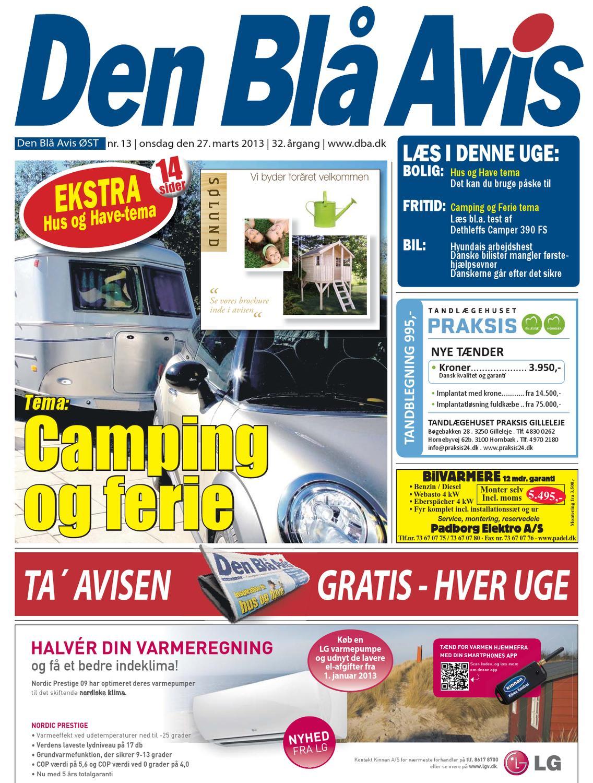 f10a80bf Den Blå Avis - ØST - 13-2013 by Grafik DBA - issuu