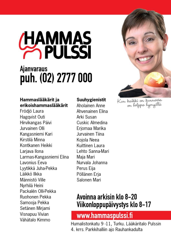 Humalistonkatu 9-11 Turku