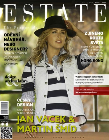 72e7b1bd7311 Estate The Prague Magazine 04 2013 by Conventia Events s.r.o. - issuu