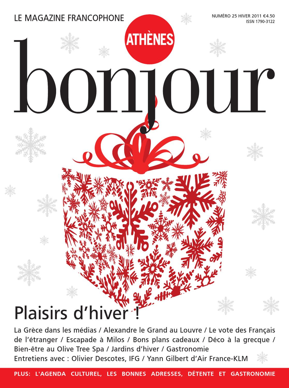 e471cdb0b73c Bonjour 25 Hiver 2011 by Insider Publications - issuu