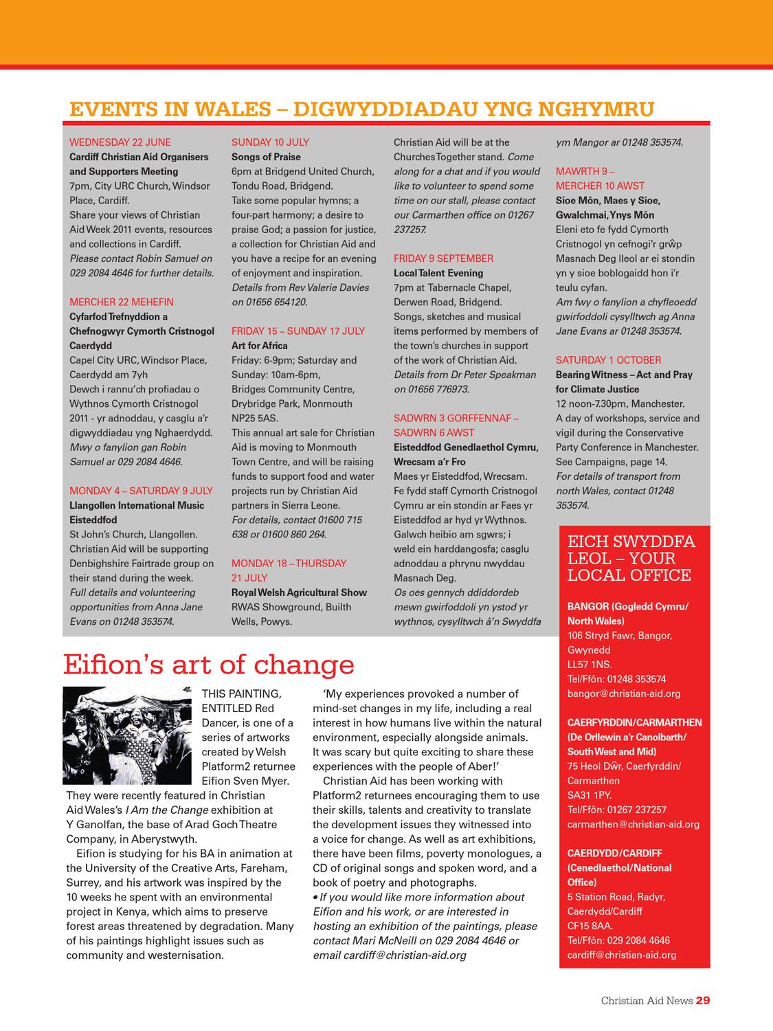 Christian Aid News 52 by Christian Aid - issuu