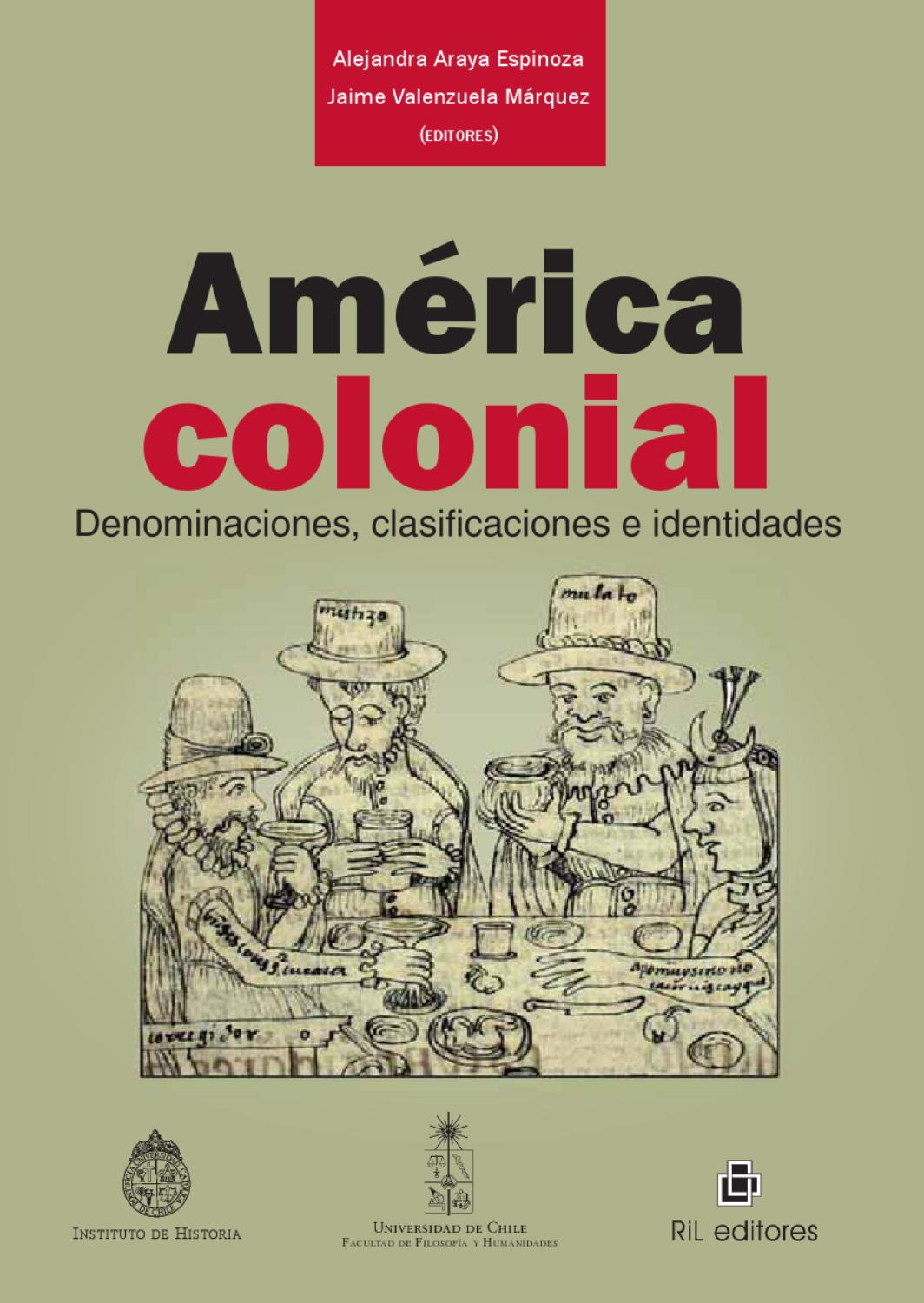 America Colonial by Caroll Marianne - issuu