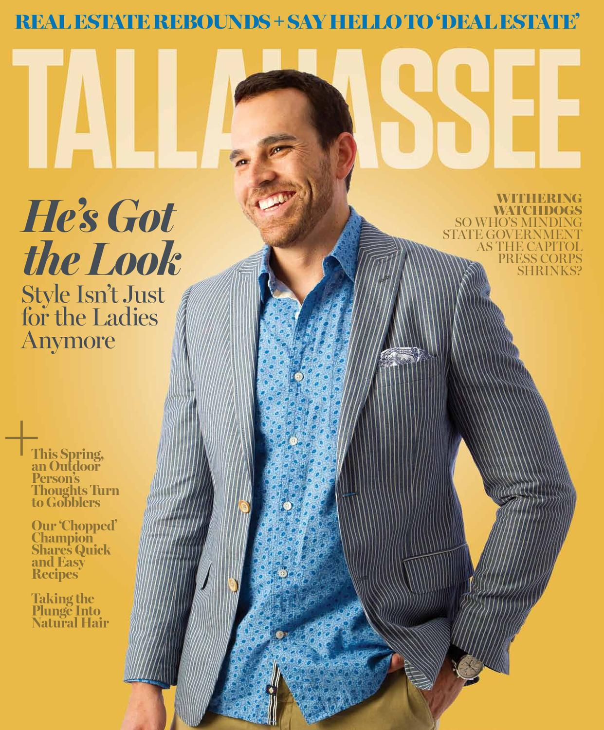 Tallahassee Magazine - March/April 2013 by Rowland Publishing, Inc. - issuu