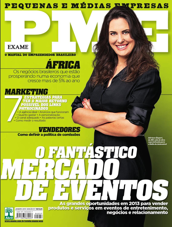 8781a473c Edição 57 da Revista EXAME PME by Revista EXAME - issuu