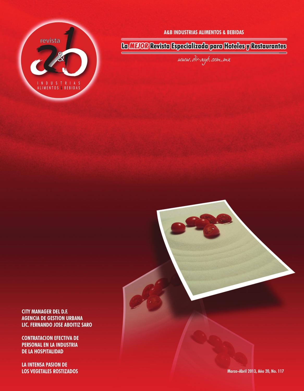 REVISTA A&B INDUSTRIAS ALIMENTOS & BEBIDAS by PUBLITEC - issuu
