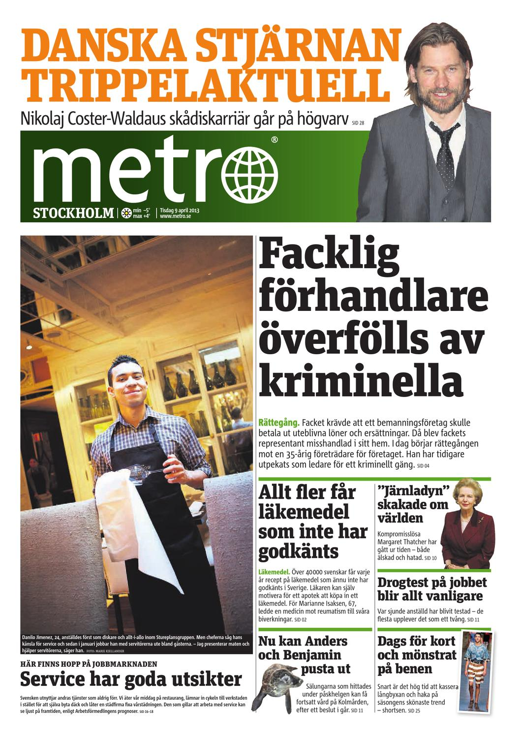 1aec7890e53 20130409_se_stockholm by Metro Sweden - issuu