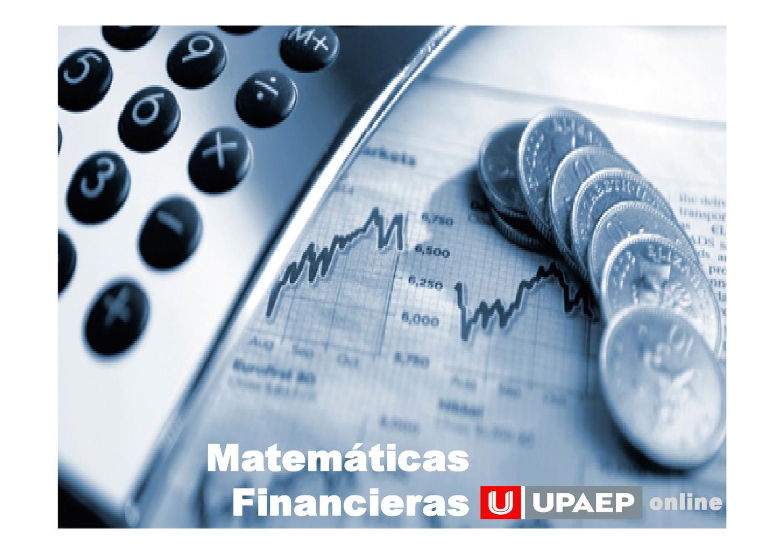 Fondos matematicas financieras