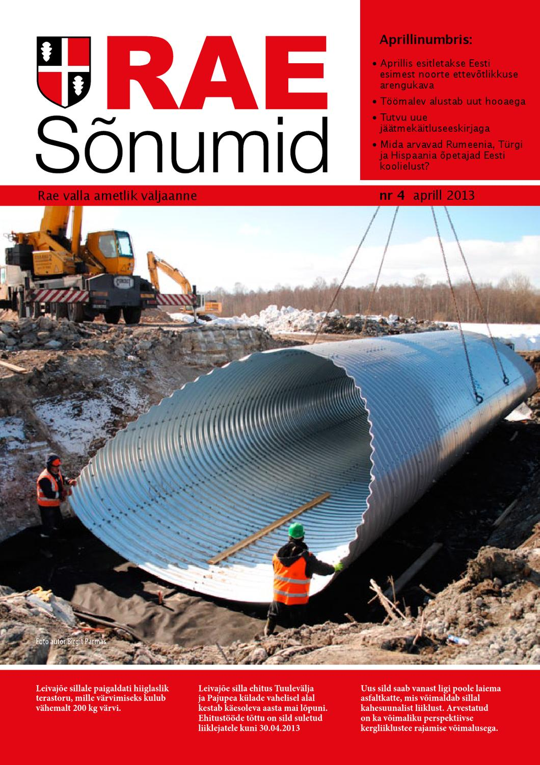 74239e14cd9 Rae Sõnumid 04.2013 by Rae Vald - issuu