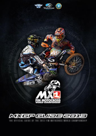 mxgp guide 2013 by hansmartin fetzer issuu