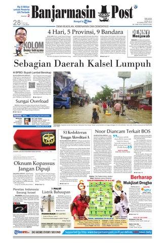 Banjarmasin Post Edisi Selasa 74b000803a
