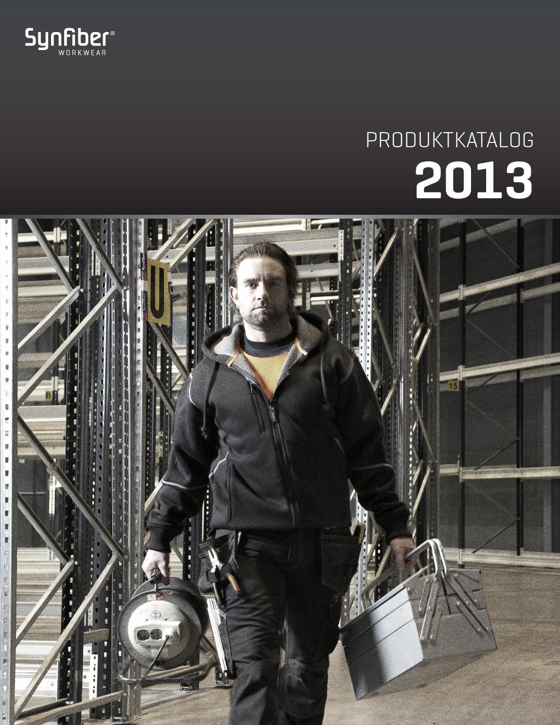 2b518be3 Synfiber katalog 2013_oppdatering by Synfiber Workwear - issuu
