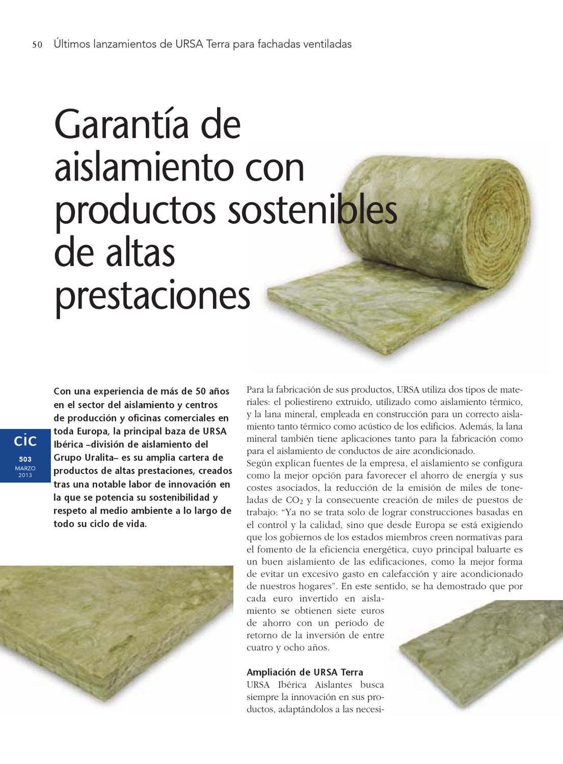 36d7fcea74 CICArquitectura-503 by Versys Ediciones Técnicas, S.L. - issuu